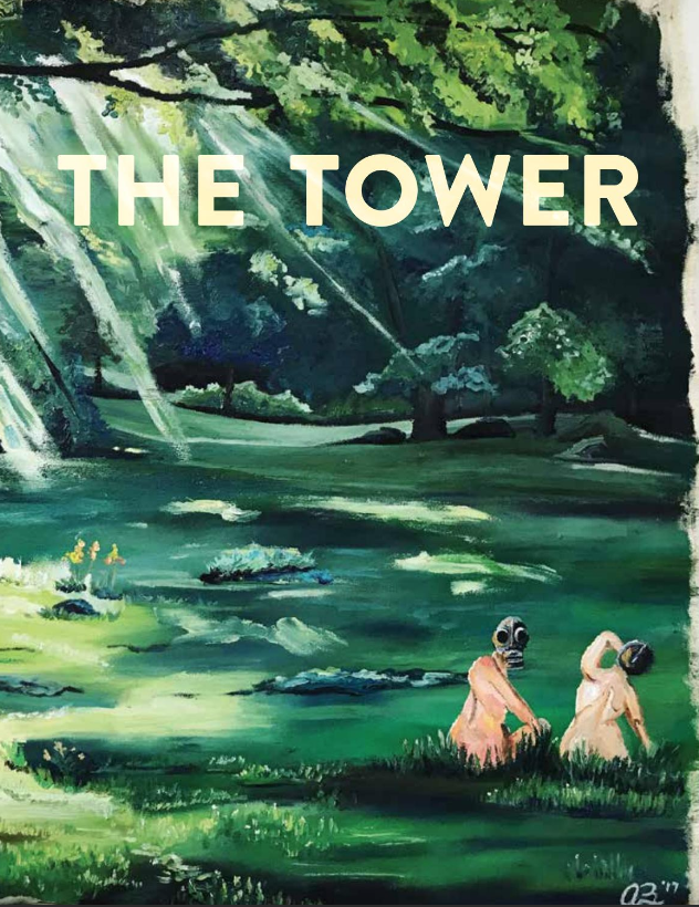 "Cover of the 2018 edition of ""The Tower"""